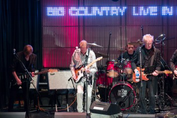Big Country Live in Huntly