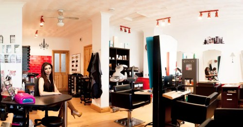 Salon - Interior Image