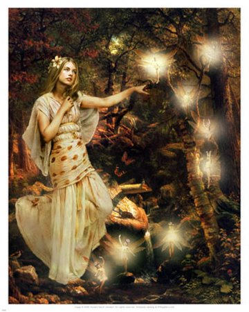 Faerie Lore: Fairy Gifts - Compiled by Thomas Keightley (1870)
