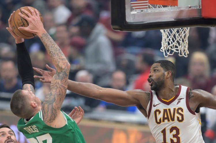 WATCH: What can Tristan Thompson bring to the Boston Celtics?