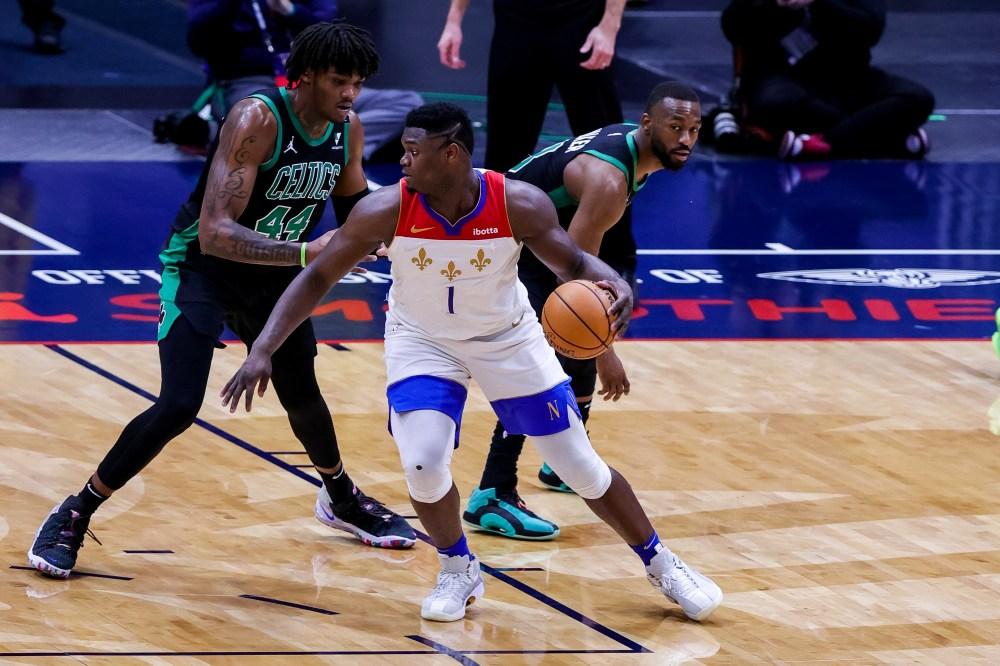 Αποτέλεσμα εικόνας για New Orleans Pelicans - Boston Celtics 120-115