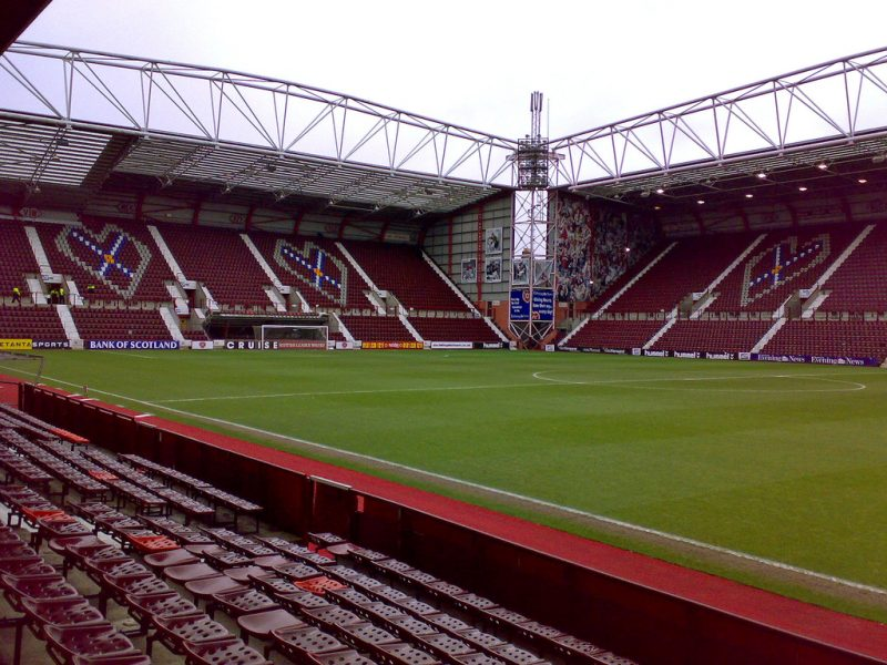 'Aggressive Policing' - Celtic Fan Video's Outrageous Tynecastle Treatment