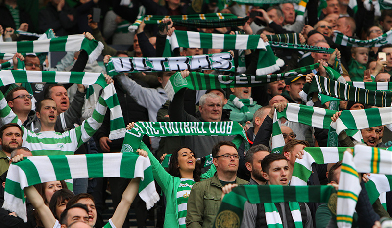 Glasgow is Green and White: Celtic Make Unprecedented Move
