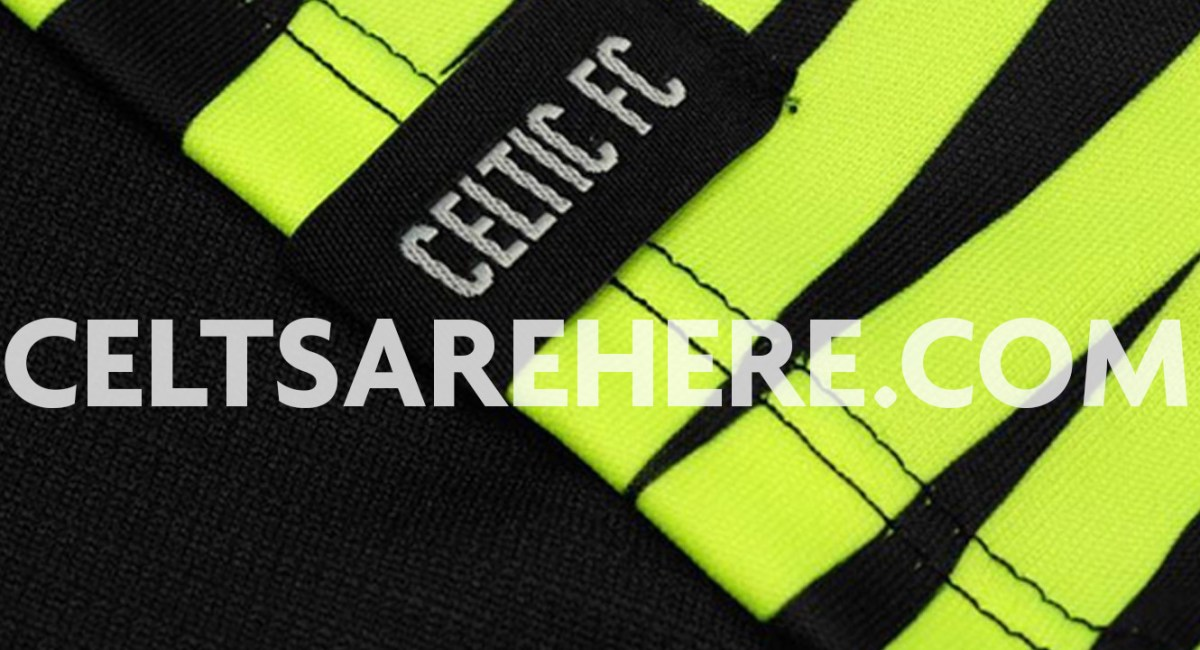 New Celtic Shirts Leaked Online - First Look