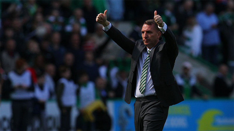 Rodgers Sanctions Two-Year Deal to Keep Celtic Star
