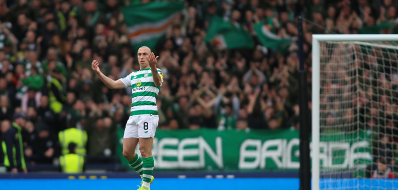 Gerrard's Passive Aggressive Comment Towards Scott Brown - Opinion