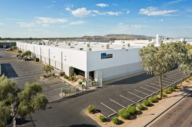Industrial portfolio in Tempe.