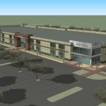 The Rockefeller Group Building 82,000-SF Office/Flex Building in Chandler Corporate Center