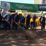 Groundbreaking For Hayden Ferry Lakeside III Takes Place in Tempe