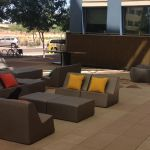 "SkySong Creates ""Outdoor Living Room"" Work Environment"