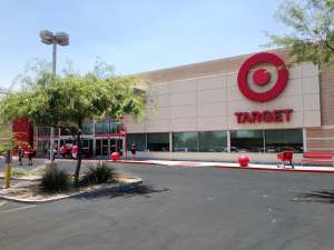 Target at the Village Center in Phoenix