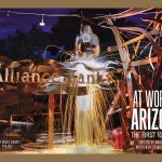 Alliance Bank Publishes Photographic History of Arizona Commerce to Benefit Education