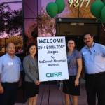 CBRE Honored at Annual TOBY Awards