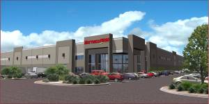 Mattress Firm Rendering