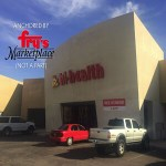 Fry's Marketplace Shadow-Anchored Shops Sell in North Mesa