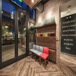 LGE Design Build Completes Pomo at Gilbert's Heritage Marketplace