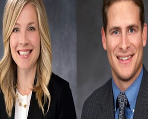 Jackie Orcutt & John Grady Join CBRE's Industrial & Logistics Services Group