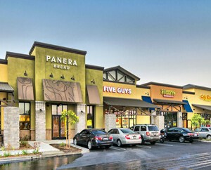 EVERGREEN DEVELOPMENT'S RETAIL PROPERTY IN SAN DIMAS, CA. IS FULLY LEASED