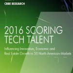 PHOENIX JUMPS NINE SPOTS TO #11 ON CBRE'S  ANNUAL 50-CITY TECH TALENT SCORECARD