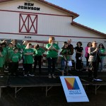 Valley Partnership helps create a fitness park at Sunshine Acres Children's Home as 29th Community Project attracts 300 volunteers