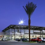 Johnson Carlier Recently Completed the Mercedes-Benz of Gilbert Dealership