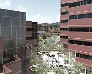 SKY HARBOR TOWERS REDEVELOPMENT NEARING COMPLETION