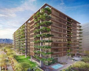 Grand Opening and Pre-Leasing Announced for 7160 Optima Kierland Boutique Leasing Tower