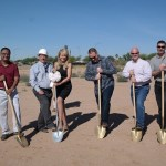 """It Takes a Village"" to Create a Village:  Crismon Gateway Village Breaks Ground"
