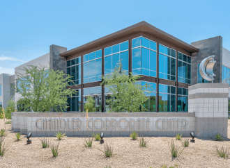 VanTrust Real Estate Completes 117,000 SF Chandler Corporate Center
