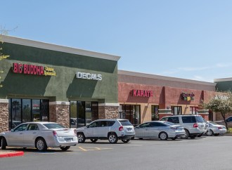 Greenway Crossings Retail Center Sold to Phoenix Investor
