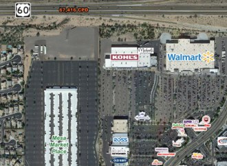 Velocity Retail Group Leases to Michaels Stores a 23,586 SF Big Box in Mesa