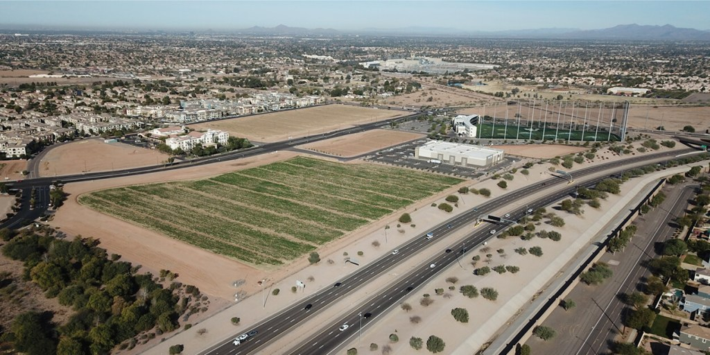 Cushman & Wakefield Sells 13.7 Acres in Southeast Valley for $9.4 Million