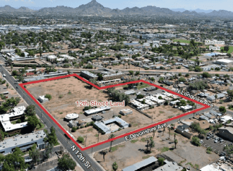 $7 Million Sale of Land Zoned for Multifamily in Central Phoenix Highlights Recent Deals Negotiated by NAI Horizon