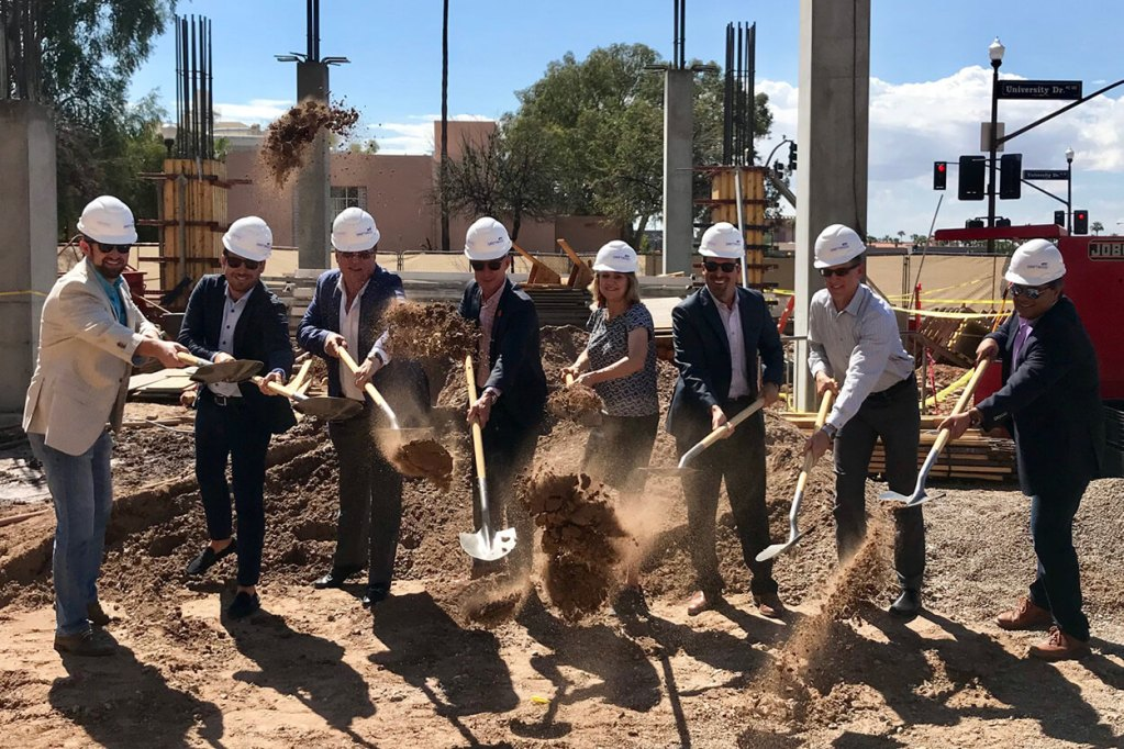 Sundt Begins Construction on Canopy Hotel by Hilton in Tempe