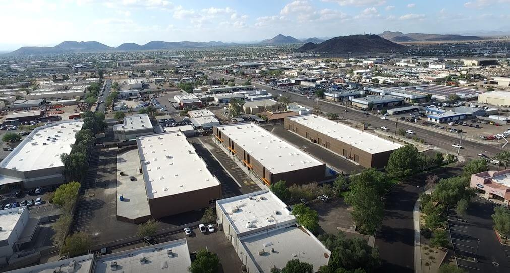 Davis Enterprises Completes Construction of 80,000 SF Deer Valley Industrial Project; Announces Space is 80 Percent Leased
