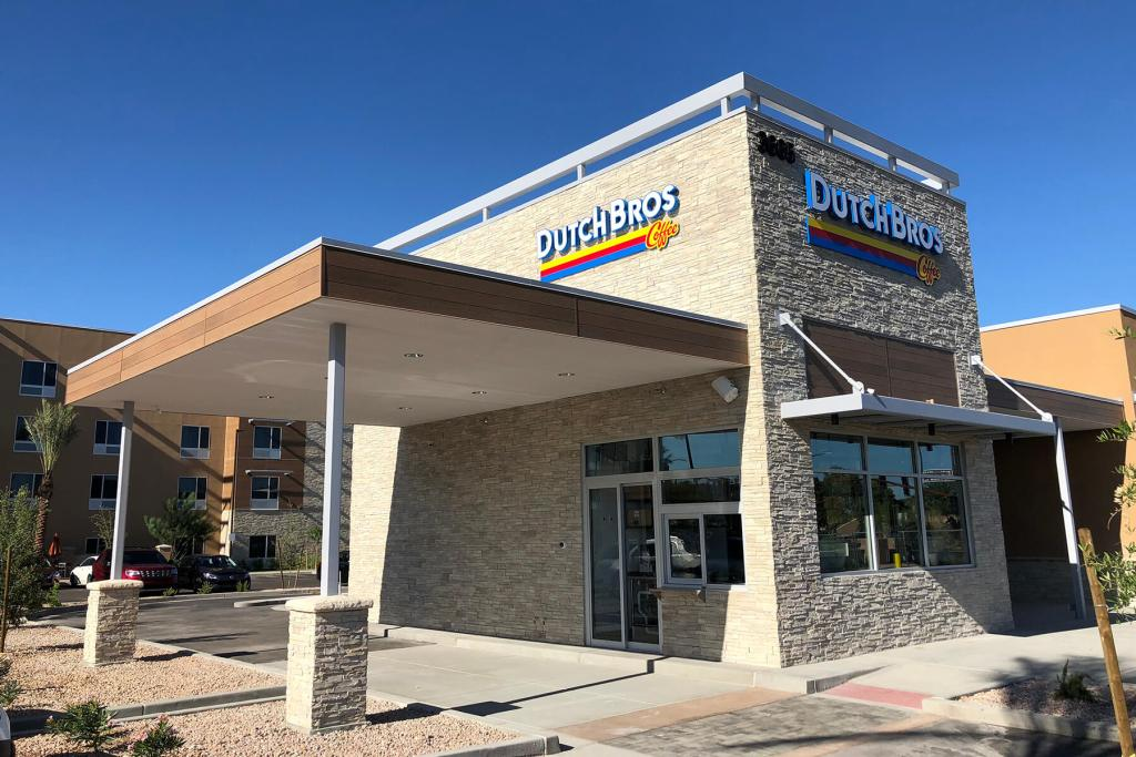 Dutch Bros Coffee in Chandler, Arizona Sells in a 1031 Exchange