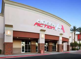 Hobby Action at Chandler Pavilions II Changes Hands