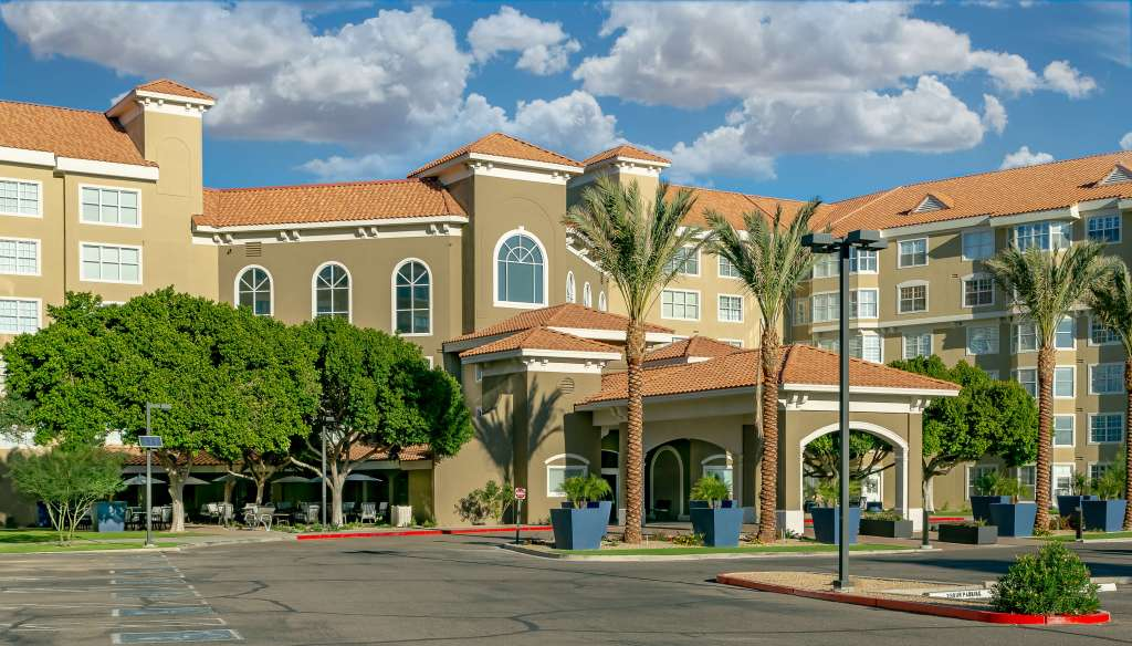 Sundt Completes Grandview Terrance Remodel and Expansion