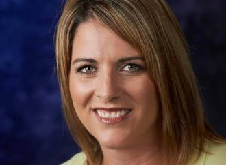 Heather Marin promoted to Vice President of hardison/downey