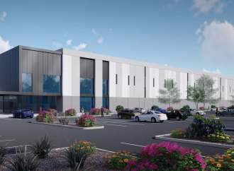 LGE breaks ground on The HUB at Goodyear