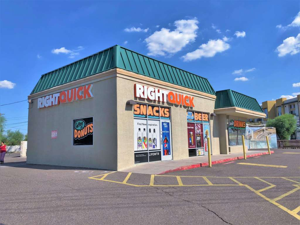 Right Quick Retail Sale Commercial Real Estate