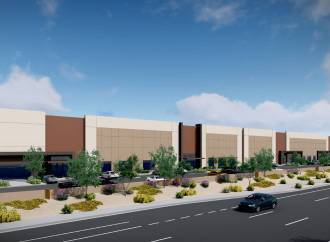 Graycor begins construction at next Gilbert Spectrum building