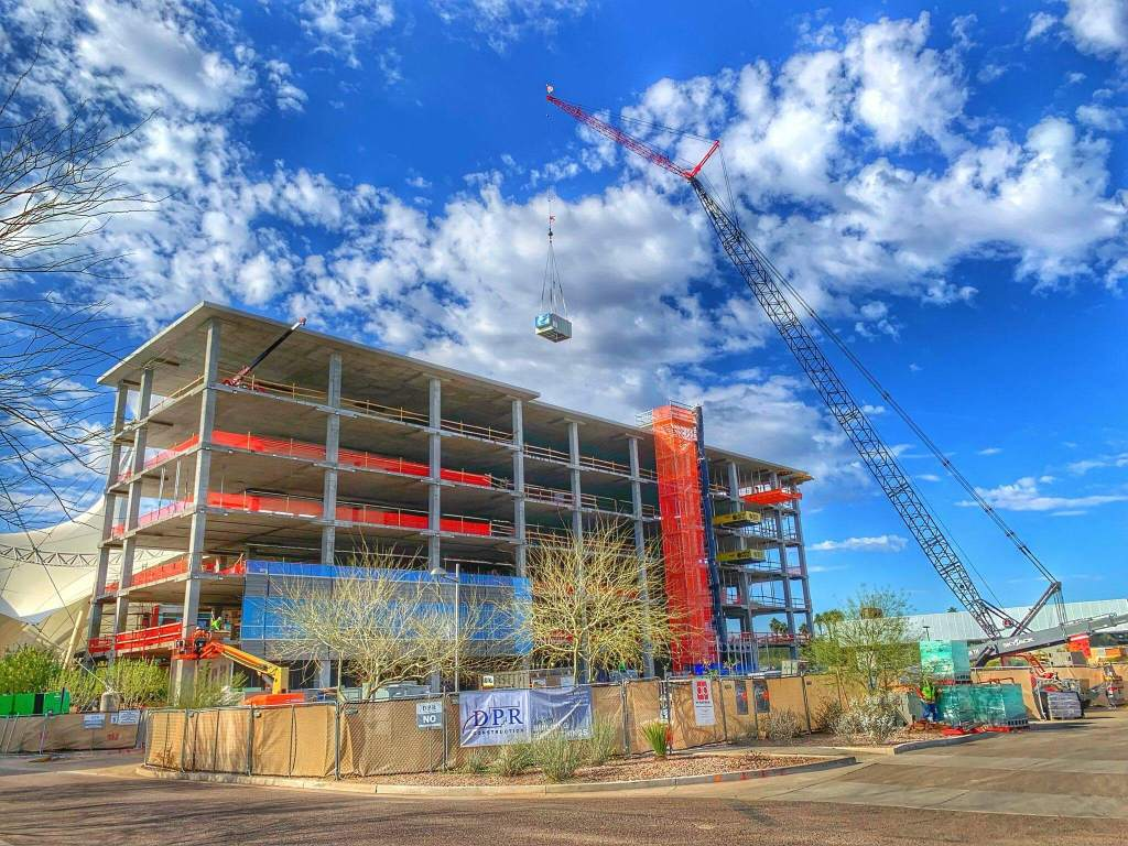 SkySong 5, Hotel to open in summer of 2019 | Commercial Real Estate Phoenix