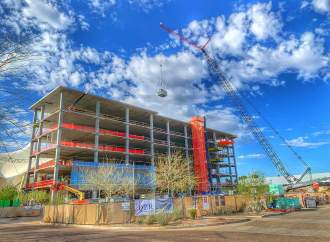 SkySong 5 Tops 70 Percent Occupancy Months Before Completion