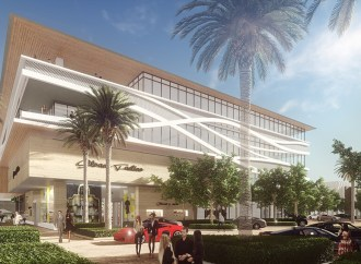 Five Star Development Begins Leasing Two Office Towers at The Palmeraie