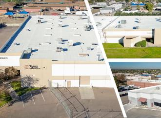 Marcus & Millichap Arranges the Sale Leaseback of a Three Building, 53,642-Square Foot Industrial  Portfolio in Phoenix, AZ
