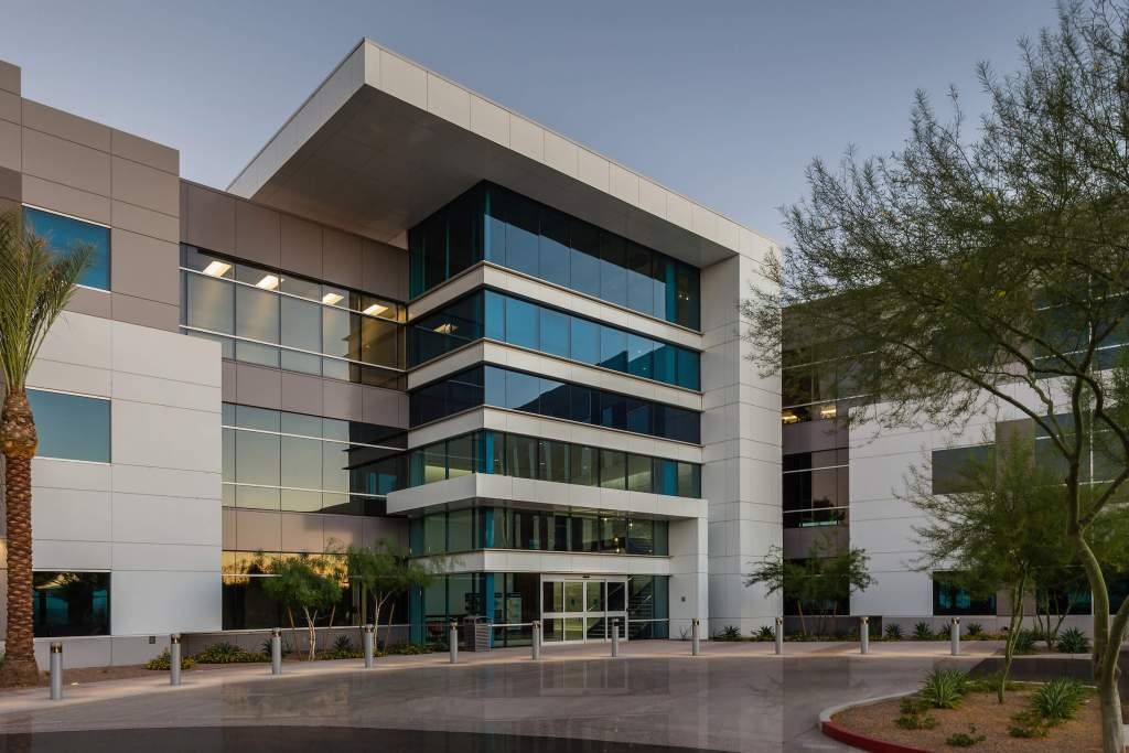 Waypoint Office Campus Hits 98 Percent Occupancy with Multiple Credit Tenants