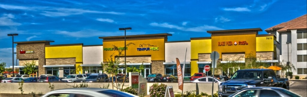 SRS Completes $7.6 Million Acquisition of a Multi-Tenant Retail Property