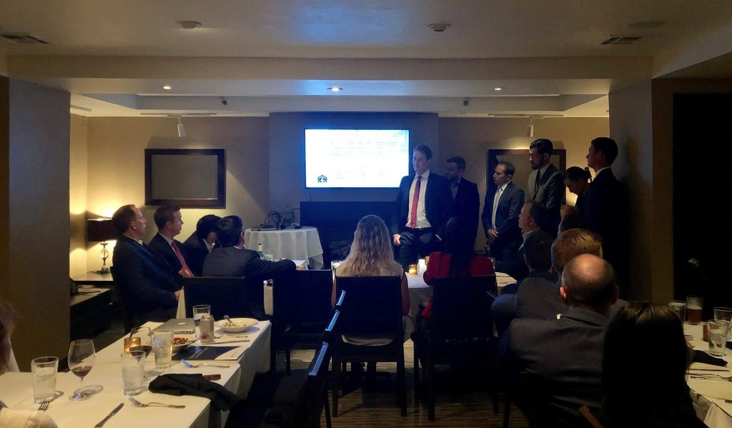 NAIOP Arizona Developing Leaders Young Professional Group caps year with 2018-2019 team competition