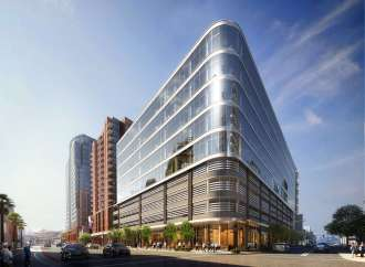 Colliers Selected to Handle Office Leasing of Block 23 at CityScape